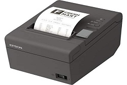 TVS thermal printer